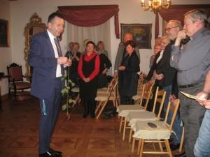 Marcin Dominik Głuch - koncert Kameralny w Muzeum Wnętrz Dworskich w Ożarowie - http://kultura.wielun.pl
