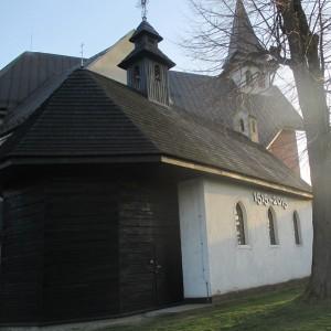 Kościół św. Barbary w Wieluniu