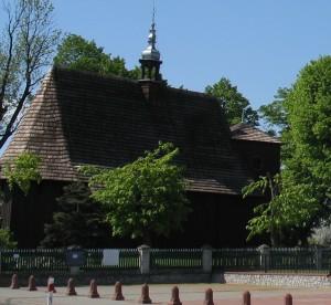Kościół p.w. św. Andrzeja w Kadłubie
