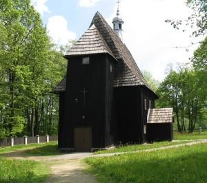 Kościół p.w.Wszystkich Świętych w Popowicach