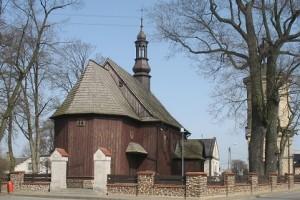 Kościół p.w. św. Jakuba i Filipa w Skomlinie
