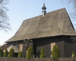 Kościół p.w. św. Zygmunta w Wiktorowie