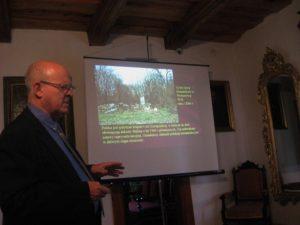 Maciej Rydel prezentuje dwory ziemiańskie
