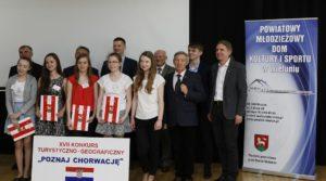 Laureaci Konkursu Poznaj Chorwację