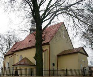 Kościół p.w. św. Mikołaja w Wierzchlesie