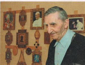 """Ks. Ludwik Nikodem Foto: Graziako Archiwum """" Niedziela"""""""
