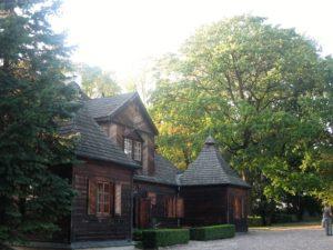 Muzeum Wnętrz Dworskich w Ożarowie Oddział Muzeum Ziemi Wieluńskiej