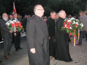 Kwiaty od duchowieństwa ziemi wieluńskiej