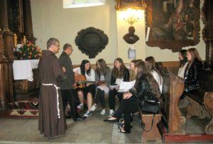 Grupa ubogacająca liturgię muzyką i śpiewem