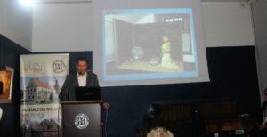 O rekonstrukcji wystawy archeologicznej i etnograficznej w Muzeum Ziemi Wieluńskiej mówi Tomasz Spychała