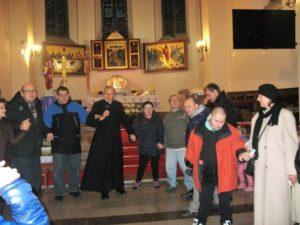 Ks.biskup Antoni Długosz i niepełnosprawni