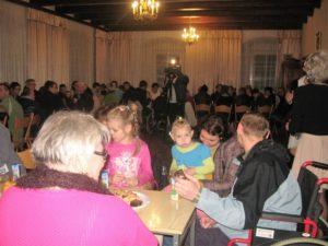 Spotkanie w Auli Jana Pawła II