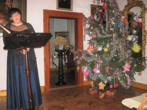 Śpiewa Justyna Bachowska