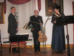 Jarosław Eichstaedt, Marek Nosal, Justyna Bachowska