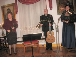 Ewa Kafel, Marek Nosal, Justyna Bachowska