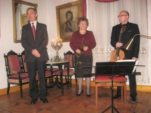 Jarosław Eichstaedt, Ewa Kafel, Marek Nosal