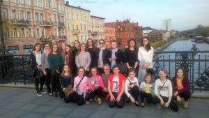 Po przesłuchaniach czas na zwiedzanie Bydgoszczy