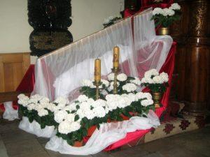 Grób Pański u o. Franciszkanów