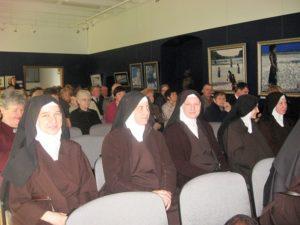 Na promocję przybyło wiele sióstr