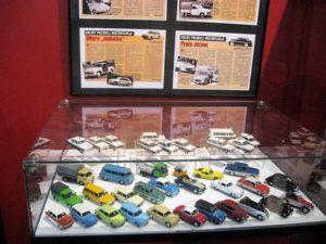 Miniatury pojazdów