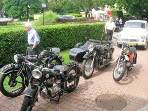 Motory zaprezentowane przed MZW