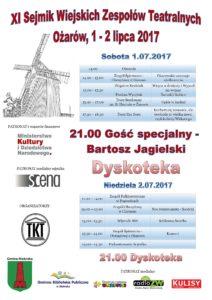 Zaproszenie na Sejmik