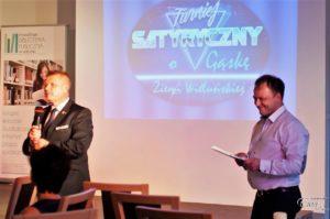 Spotkanie z satyrą rozpoczyna starosta wieluński