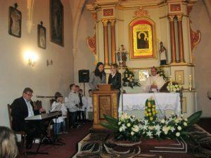 Eucharystia w celebrze ks. bpa Andrzeja Przybylskiego