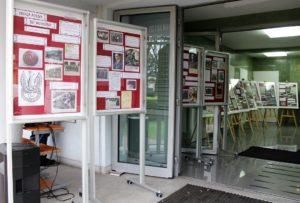 """Wystawa """"Droga Polski do wolności"""" (archiwum M i GBP)"""