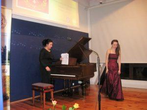 Kamila Nowak i Mirella Malorny