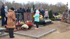Pamięci Dzieci wywiezionych przez Niemców z parafii Szynkielów